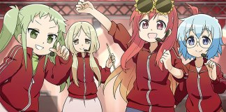 Lançado mangá de Maesetsu!
