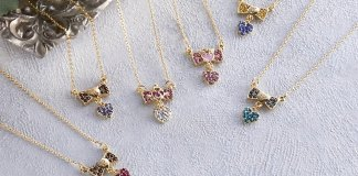 Nova linha de joias de Sailor Moon Eternal