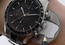 Relógio oficial de Death Note com compartimento secreto