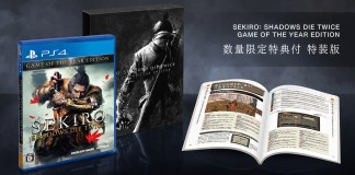 Sekiro: Shadows Die Twice recebe Game of the Year Edition no Japão