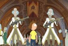 Staff de Tower of God faz Curta de Rick and Morty