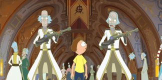 Staff de Tower of God faz Curta de Rick and Morty