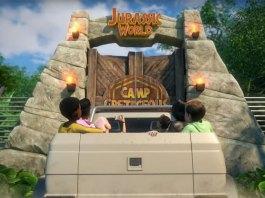 Teaser trailer português de Mundo Jurássico: Acampamento Cretáceo