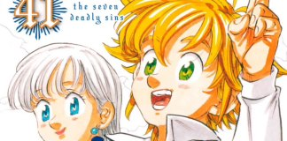 The Seven Deadly Sins vai ter mangá One-Shot