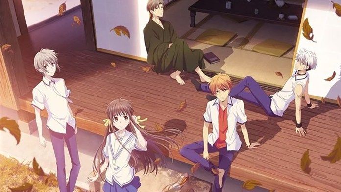 Trailer da 2ª Parte de Fruits Basket 2