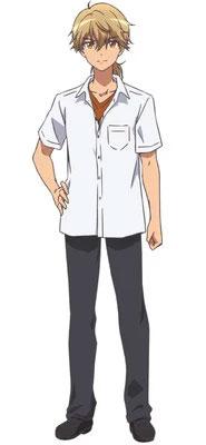 Ryohei Kimura como Ashura Kokuhō, amigo de Yota