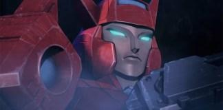 Trailer japonês de Transformers: War for Cybertron Trilogy: Siege