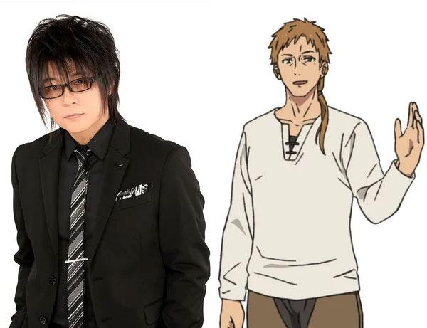 Toshiyuki Morikawa como Paul Greyrat