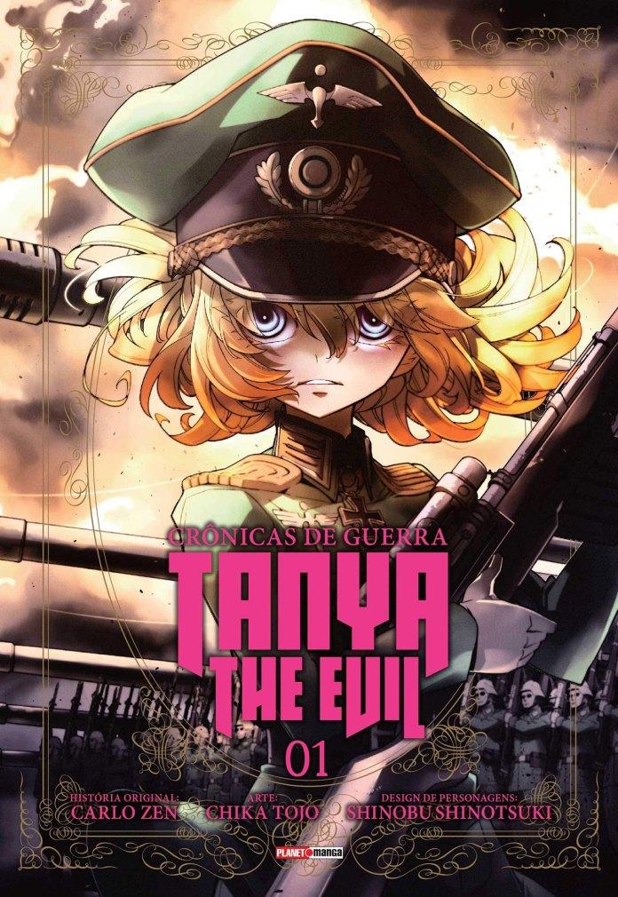 """""""2ª parte"""" do mangá de Youjo Senki começa em Setembro 2020"""