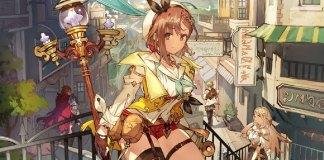 Atelier Ryza 2: Lost Legends & the Secret Fairy já tem data de lançamento