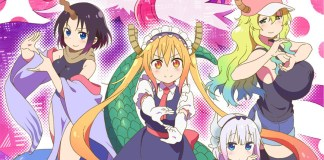 Confirmado Miss Kobayashi's Dragon Maid S em 2021