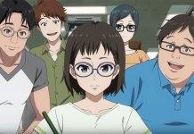 Filme anime de Shirobako regressa aos cinemas em versão remasterizada