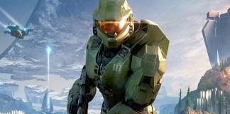 Halo Infinite surpreendentemente adiado para 2021