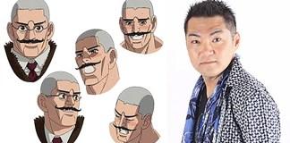 Kenta Miyake no elenco de Golden Kamuy 3