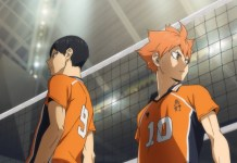 Novo trailer da 2ª parte de Haikyu!! TO THE TOP revela data de estreia