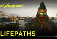 Novos vídeos de Cyberpunk 2077