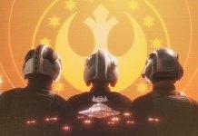 Trailer da campanha de Star Wars: Squadrons