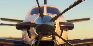 Vídeo sobre a evolução do Microsoft Flight Simulator