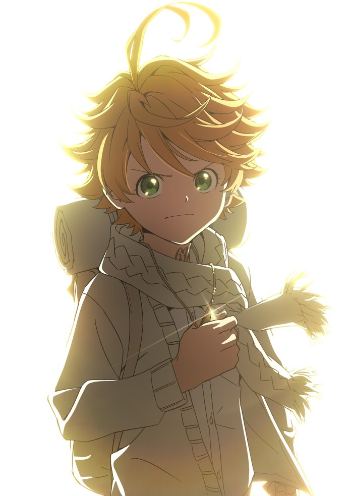 promocional de The Promised Neverland 2