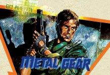 Clássicos KONAMI no GOG (Metal Gear, Castlevania, Contra)