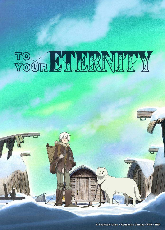 Crunchyroll anuncia transmissão de To Your Eternity em Portugal e Brasil