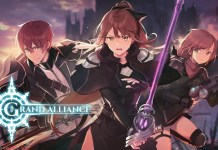 "Crunchyroll lança o RPG ""Grand Alliance"""