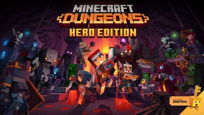 Análise - Minecraft Dungeons: Hero Edition