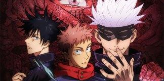 Nova imagem promocional da série anime Jujutsu Kaisen