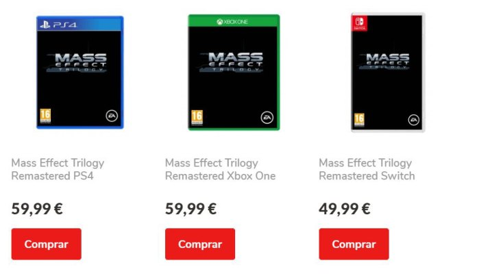 Portuguesa GamingReplay deixa escapar Mass Effect Trilogy Remastered