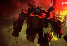"Teaser ""Nascer da Terra"" de Transformers: War for Cybertron Trilogy"