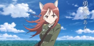 Trailer de Strike Witches: Road to Berlin