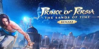 Uplay deixa escapar remake de Prince of Persia: The Sands of Time