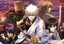 Novo trailer e imagem promocional de Gintama THE FINAL