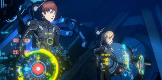 Série anime Pacific Rim: The Black em 2021 na Netflix