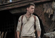 Primeira foto de Tom Holland como Nathan Drake no filme de Uncharted