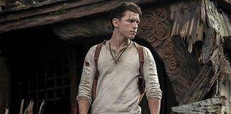 Primeira foto de Tom Holland como Nathan Drake no filme de Uncharted
