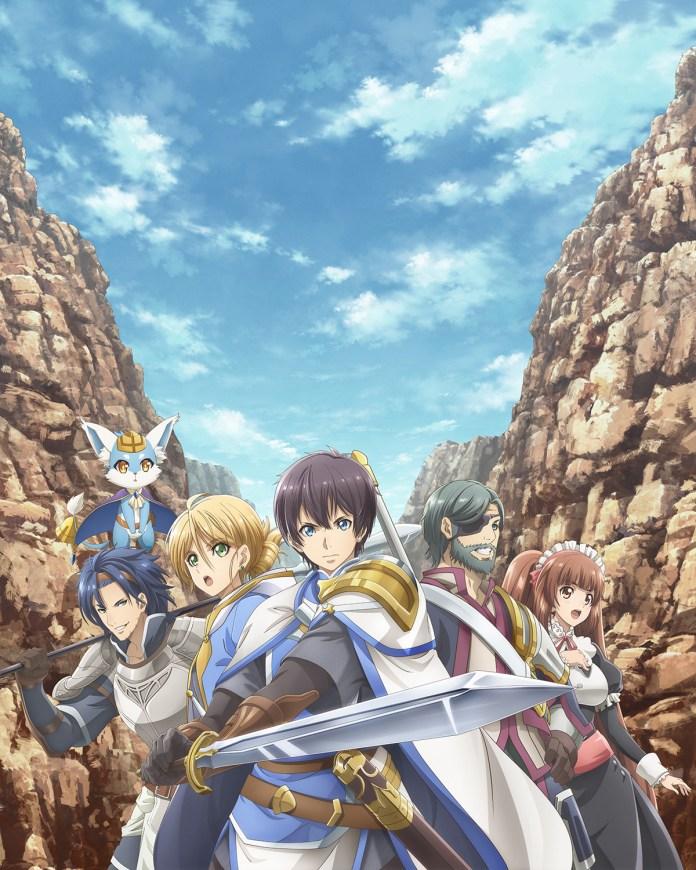 Nova imagem promocional do anime de Hortensia Saga