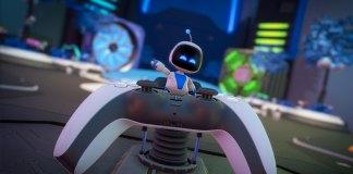 Astro's Playroom é uma carta de amor aos fãs Playstation e um piscar de olho ao futuro