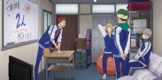 Série anime Bakuten!! vai estrear em abril 2021