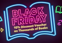 Book Depository - Black Friday 2020