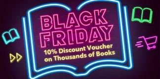 Book Depository - Black Friday 2020