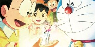 Trailer revela data de estreia do filme de 2021 de Doraemon