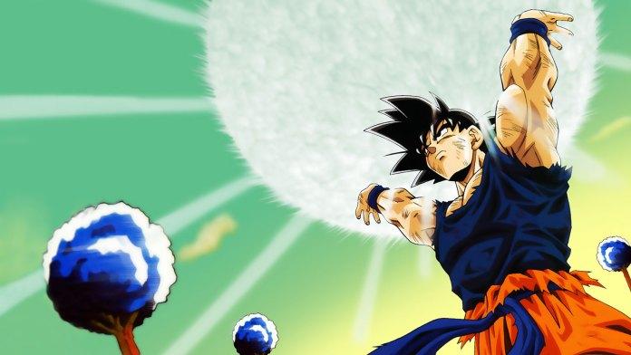 Dragon Ball comemora hoje 36 anos