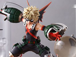 Katsuki Bakugo: Hero Costume Ver. pela Good Smile Company