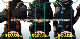 3º filme anime de My Hero Academia no Verão de 2021