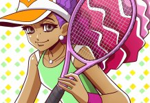 Naomi Osaka inspira mangá pelas criadoras do mangá de Pretty Cure