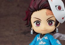 Nendoroid Tanjiro Kamado: Final Selection Ver.