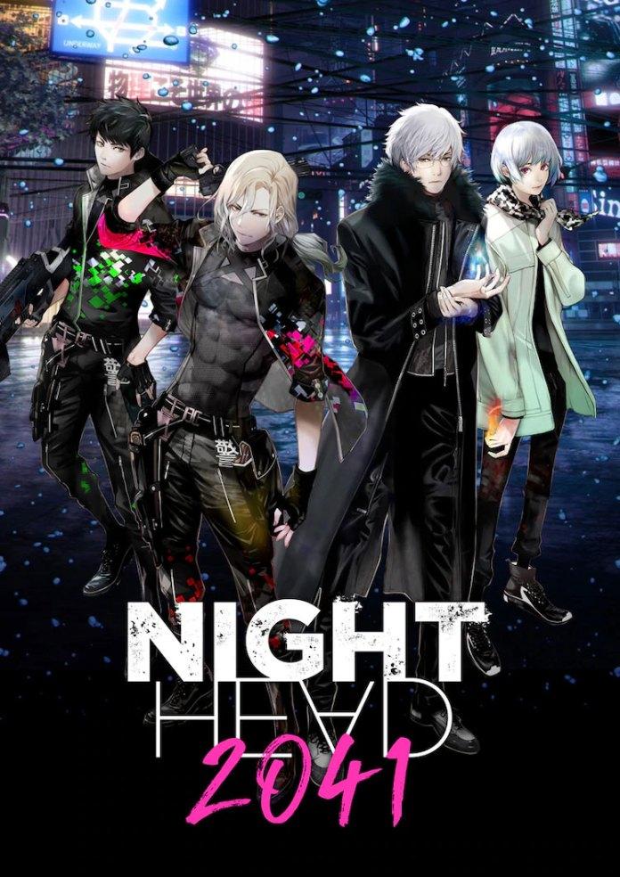Imagem promocional de  Night Head 2041
