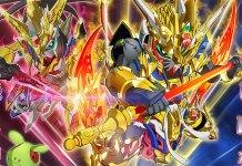 SD Gundam World Heroes em abril de 2021