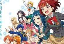 Filme anime de Tokyo 7th Sisters já tem data de estreia
